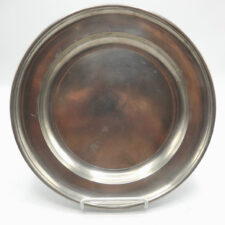 Pewter Dish by William Calder