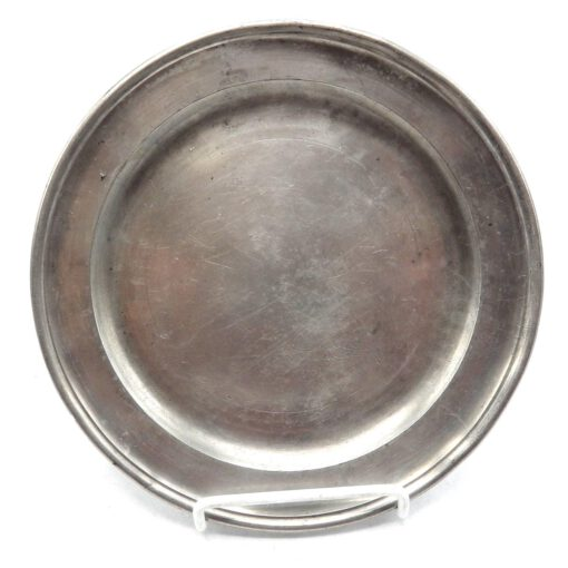 Townsend & Compton Reed Rim Plate