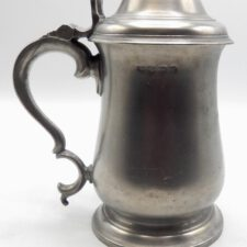 Pewter Tankard by Ingram & Hunt