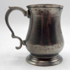 Gill Pewter Mug for Harry Jackson