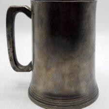 Queen Victoria Quart English Pewter Mug