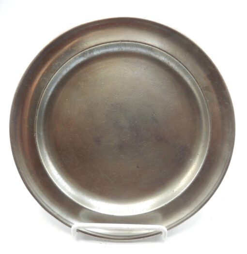 Pewter Plate by David Melville