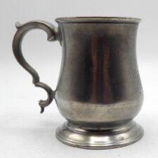 Tulip Shaped ½ Pint English Mug
